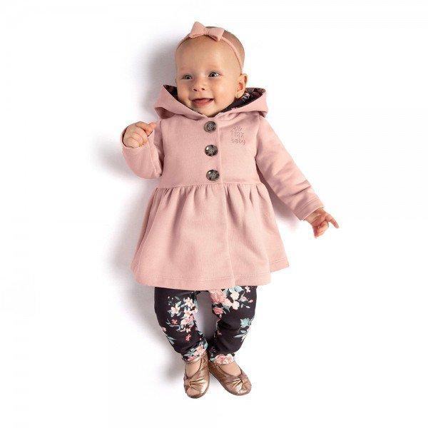0043 conjunto casaco moletom legging molecotton