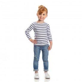 1181 blusa cotton listrada